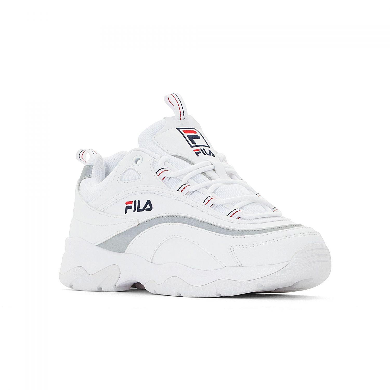 05f2e9e8751 Fila - Ray Low Wmn white-silver - 00014201669374 - s...