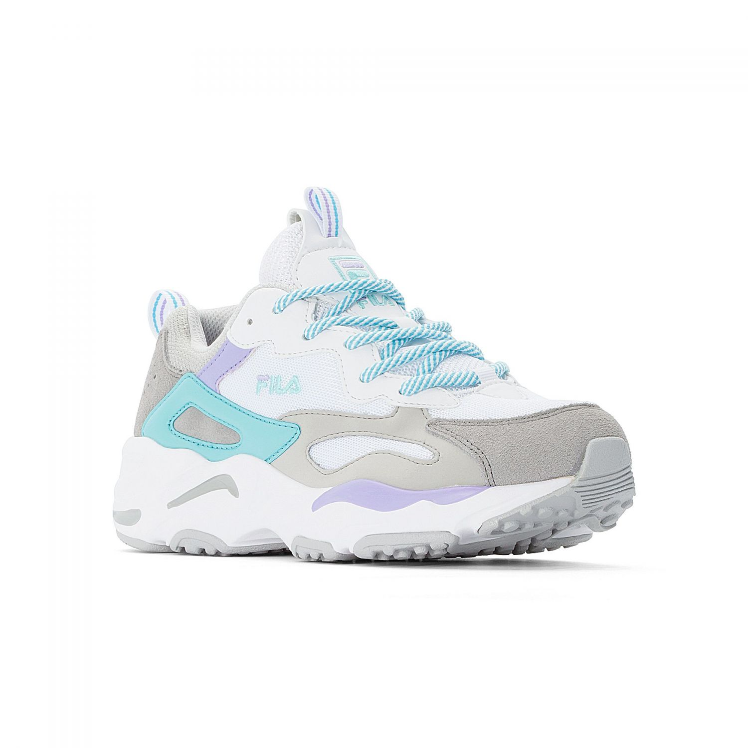 a262ee934 Fila Ray Tracer Wmn white-violet-blue - blue | FILA Official