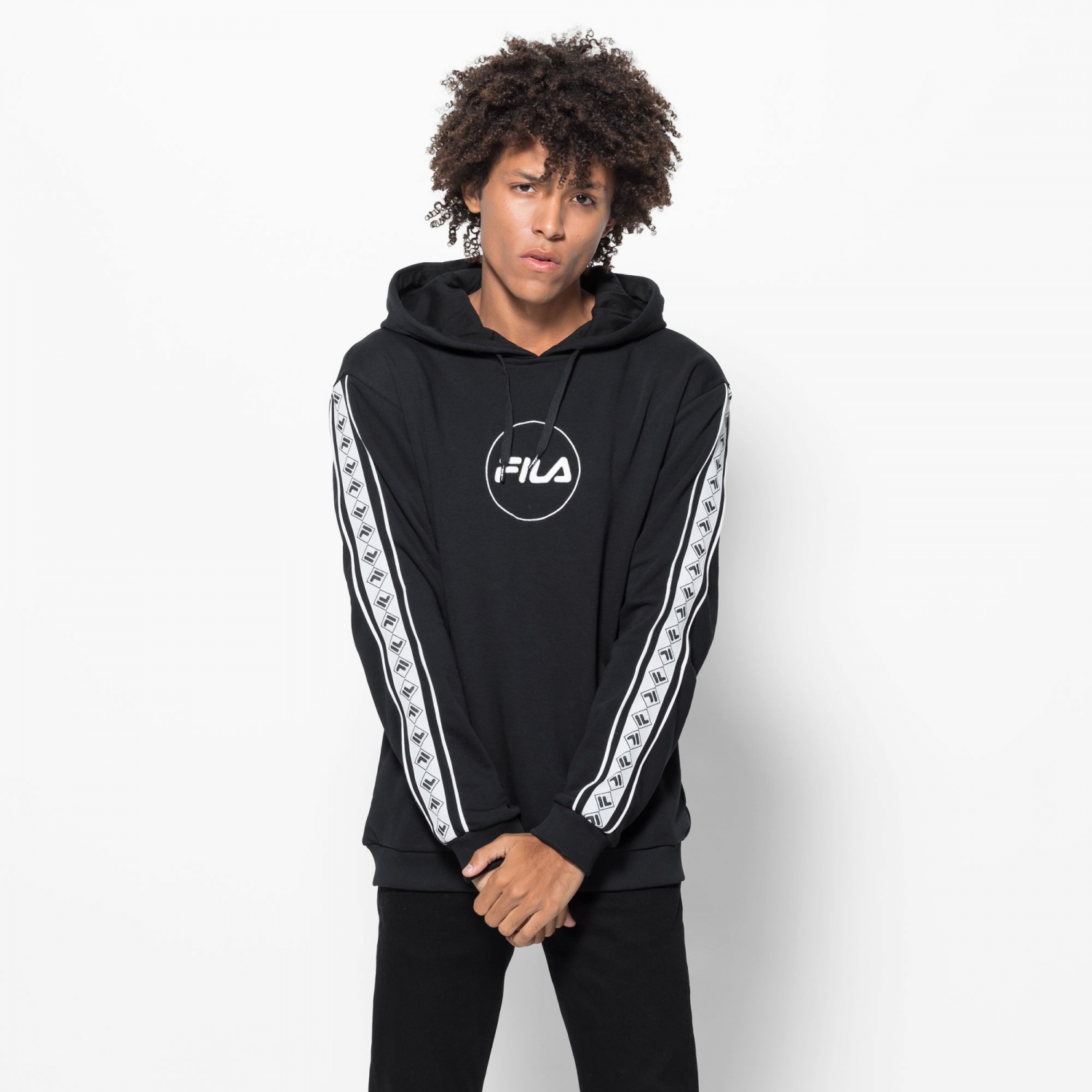 Fila Rayle Hooded Sweat Bild 1