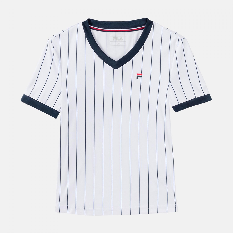 Fila Shirt Pearl Girls white Bild 1