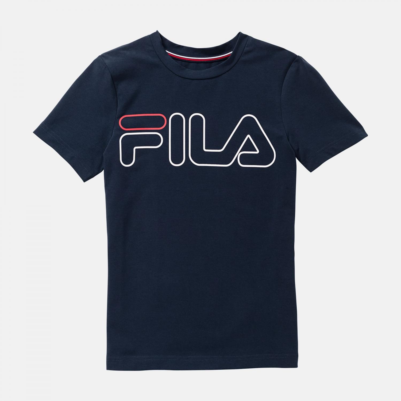 Fila Shirt Ricki Kids peacoat Bild 1