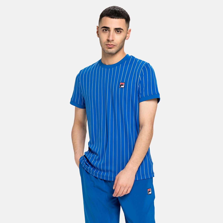 Fila Shirt Stripes blue Bild 1