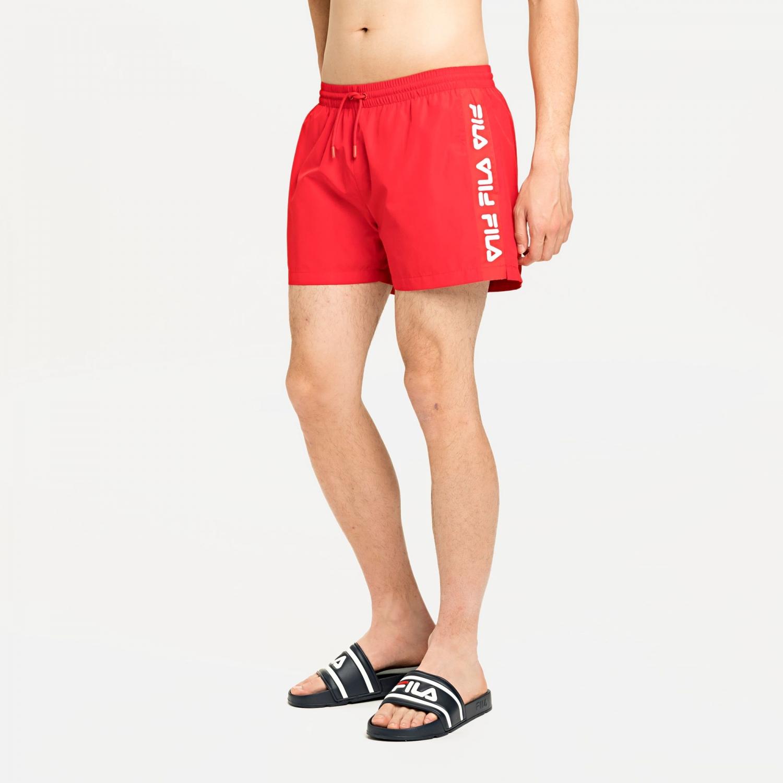 Fila Sho Swim Short red Bild 1