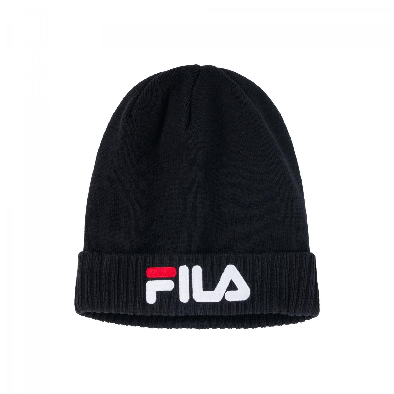 Fila - Slouchy Beanie - 00014201542881 - black  a92620fab5b