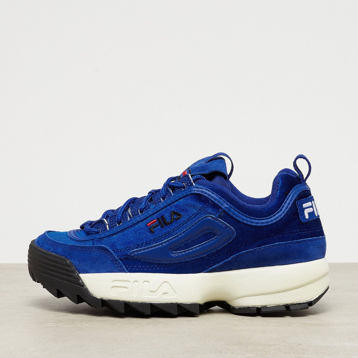 fila disruptor 3 womens blue