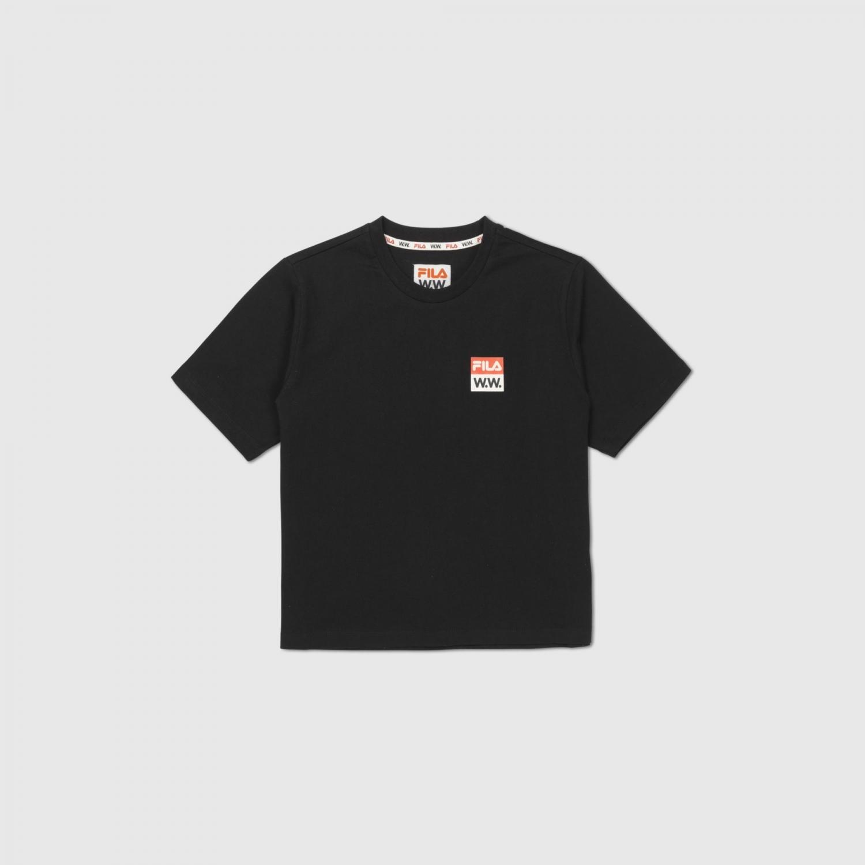 Fila Steffi T-Shirt Wmn black-beauty Bild 1