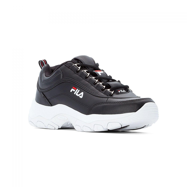 b615ae53dc5 Fila - Strada Low Wmn black - 00014201672224 - black