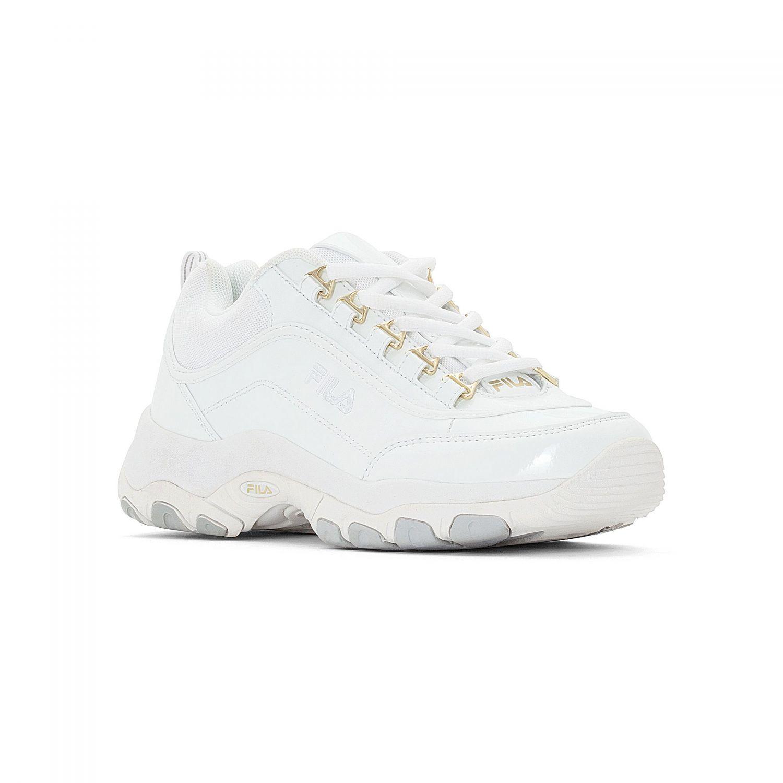 adacaa054a6 Fila - Strada M Low Wmn shiny-white - 00014201680266...