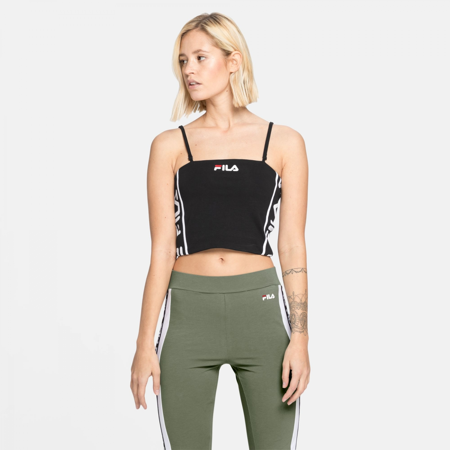 Fila Takoda Cropped Top Bild 1