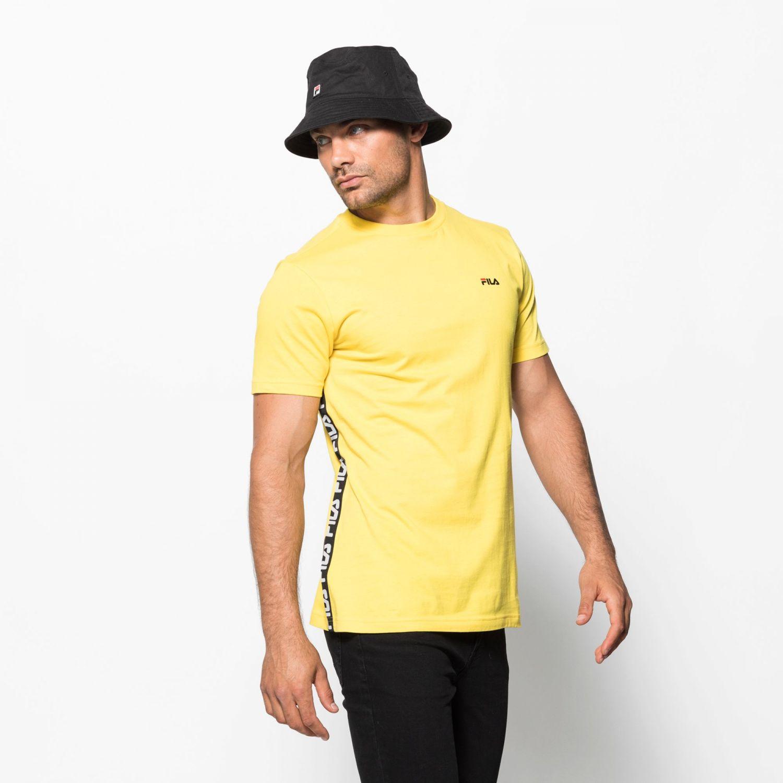 Fila - Talan Tee - 00014201645651 - yellow  5d905182979e