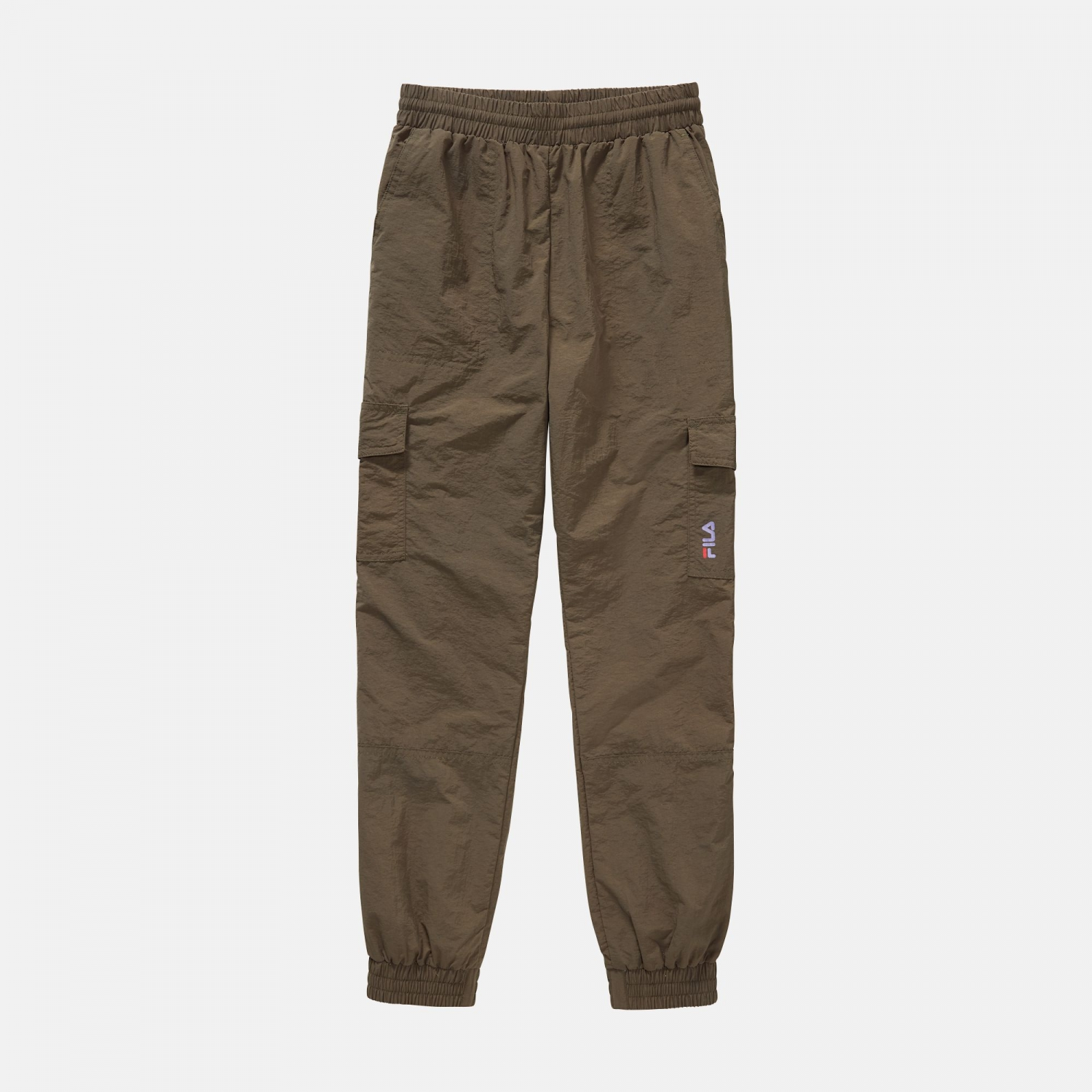 Fila Teens Iva Cargo Pants grape-leaf Bild 1