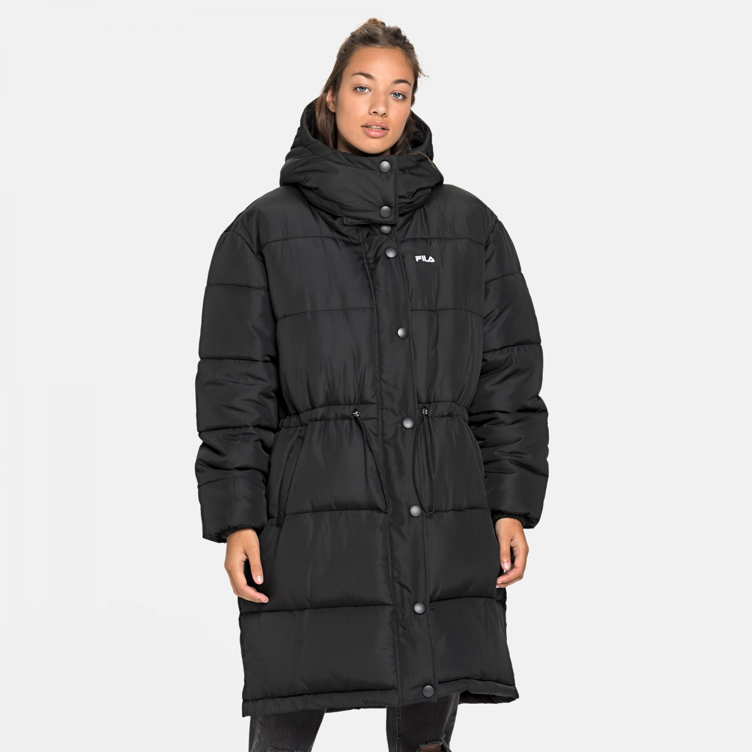 Fila Tender Long Puffer Jacket Bild 1
