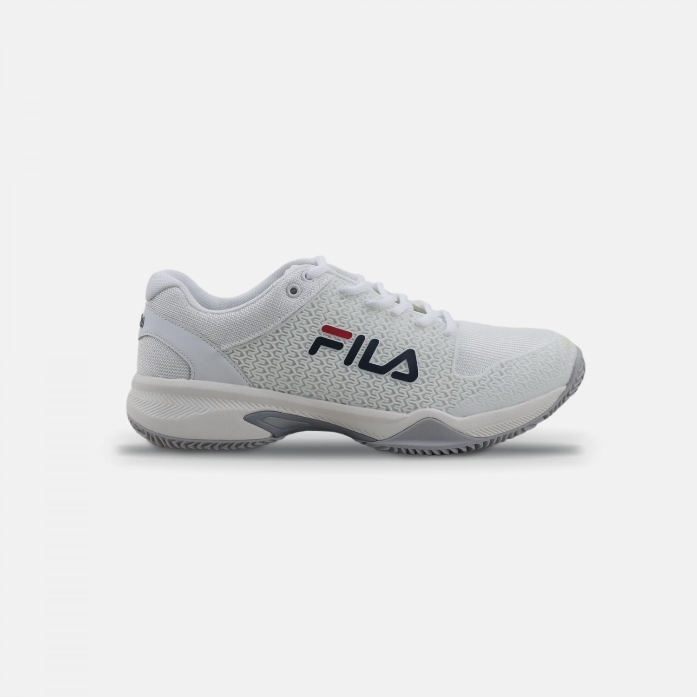 Fila Tennis Shoe Men white-grey Bild 1