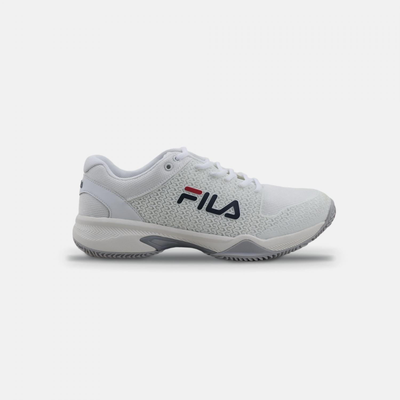 Fila Tennis Shoe Wmn white-grey Bild 1