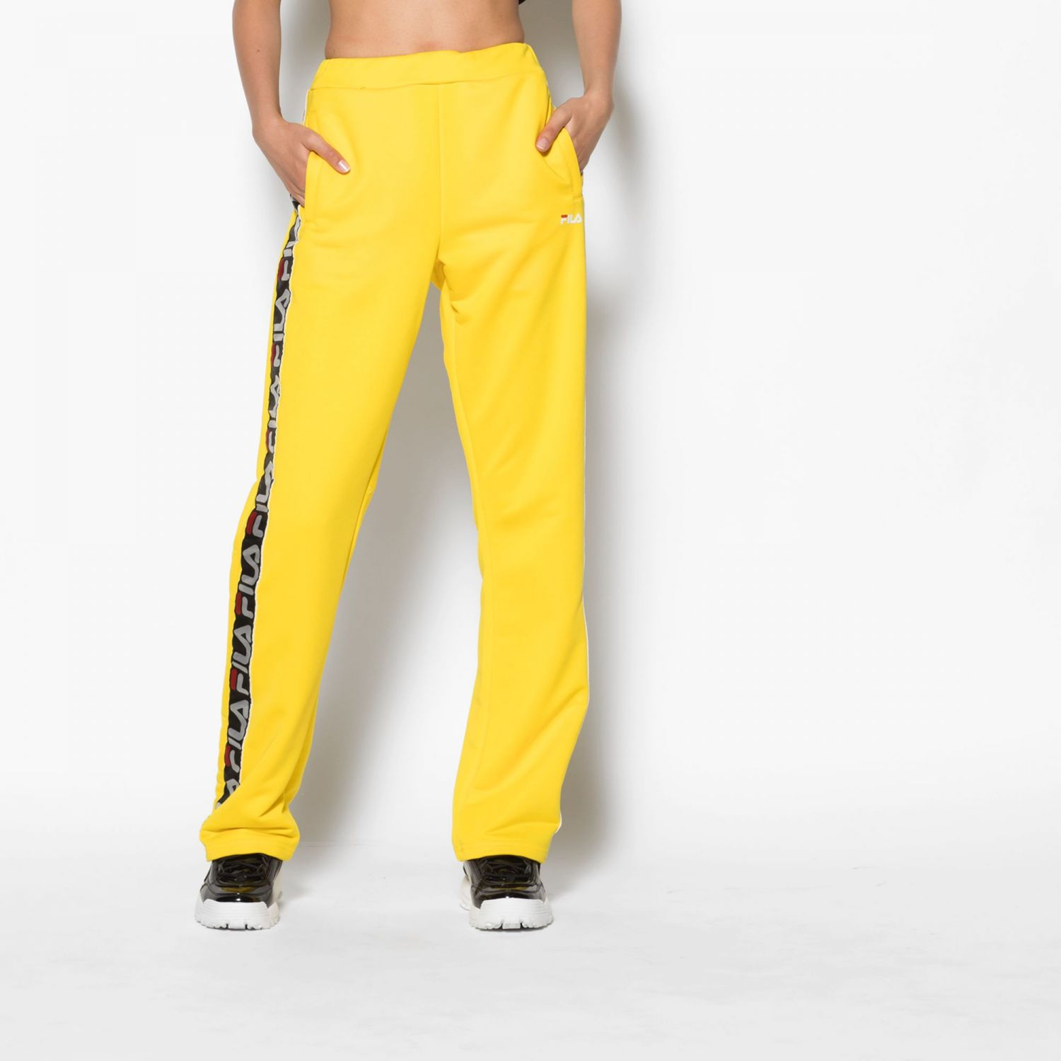 e18ebb283846 Fila - Thora Track Pants - 00014201645604 - yellow