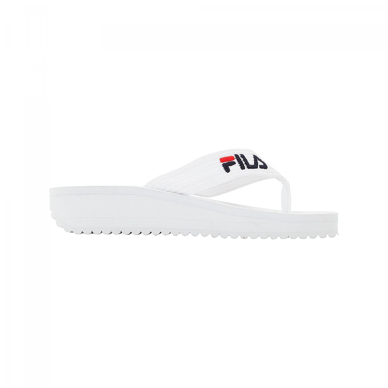 1807f925ee05 Fila - Tomaia TBar Slipper - 00014201599806 - white