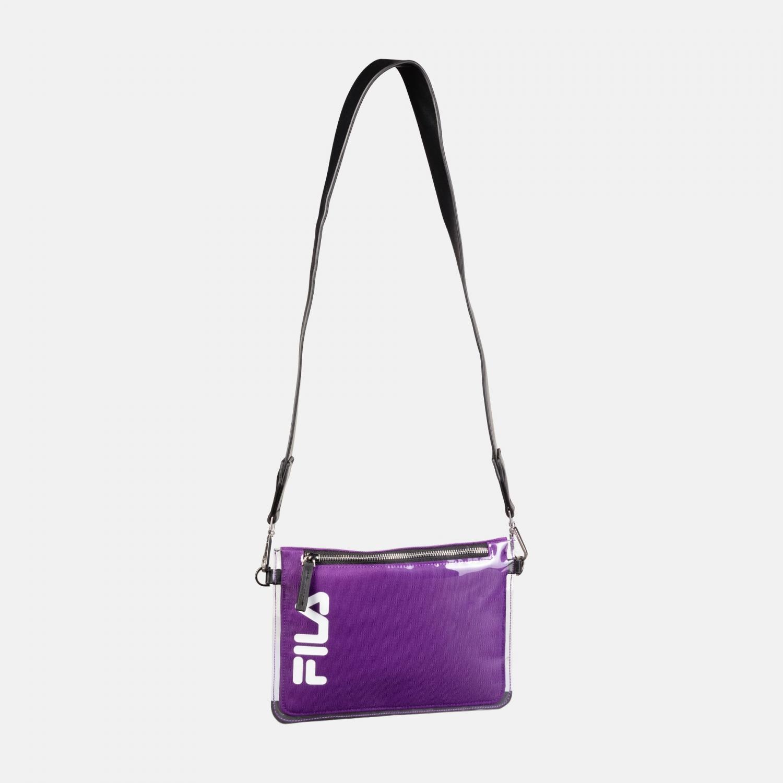 Fila Transparent Cross Body Bag tillandsia-purple Bild 1