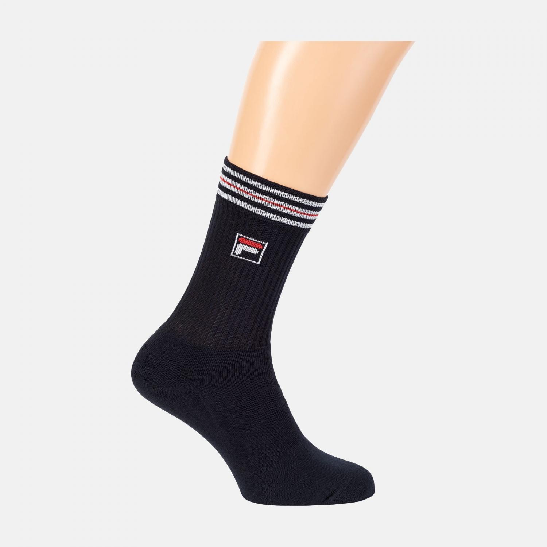 Fila Unique Heritage Unisex Socks black Bild 1