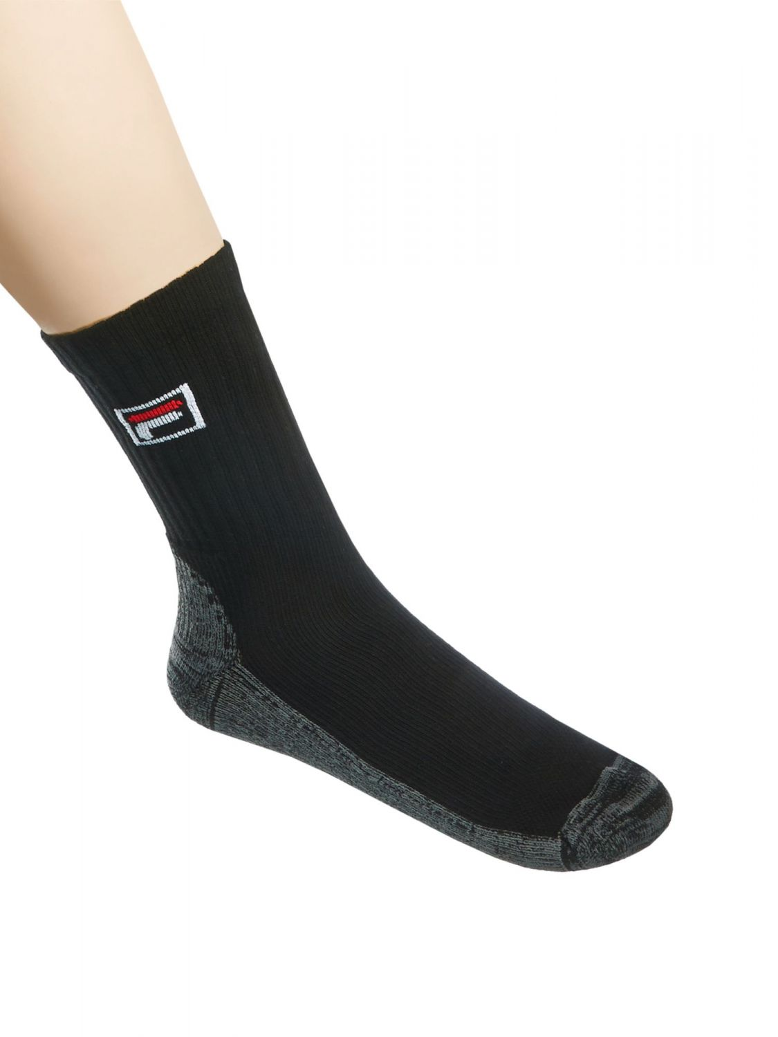 fila sock shoes black