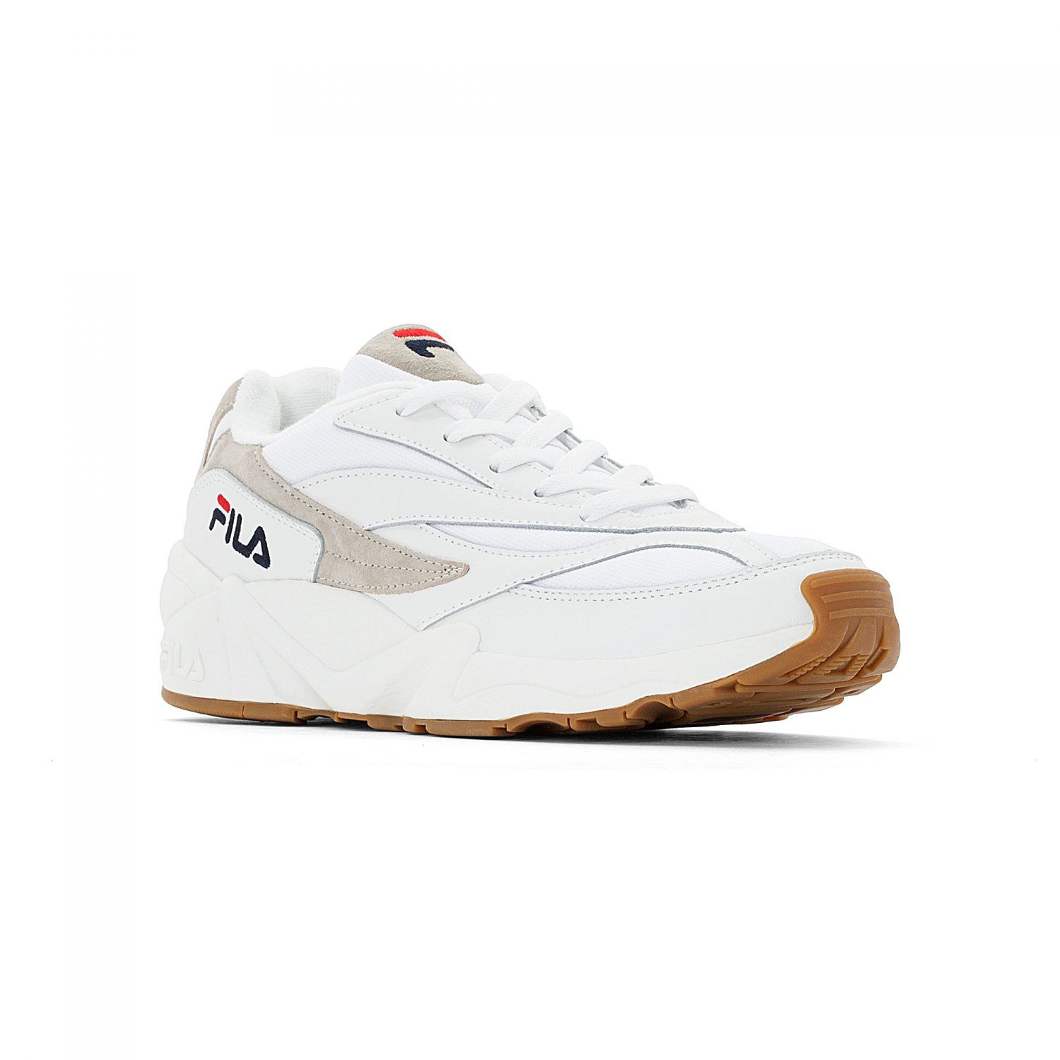 WeißOfficial Men Fila Low V94m White rshdtQ