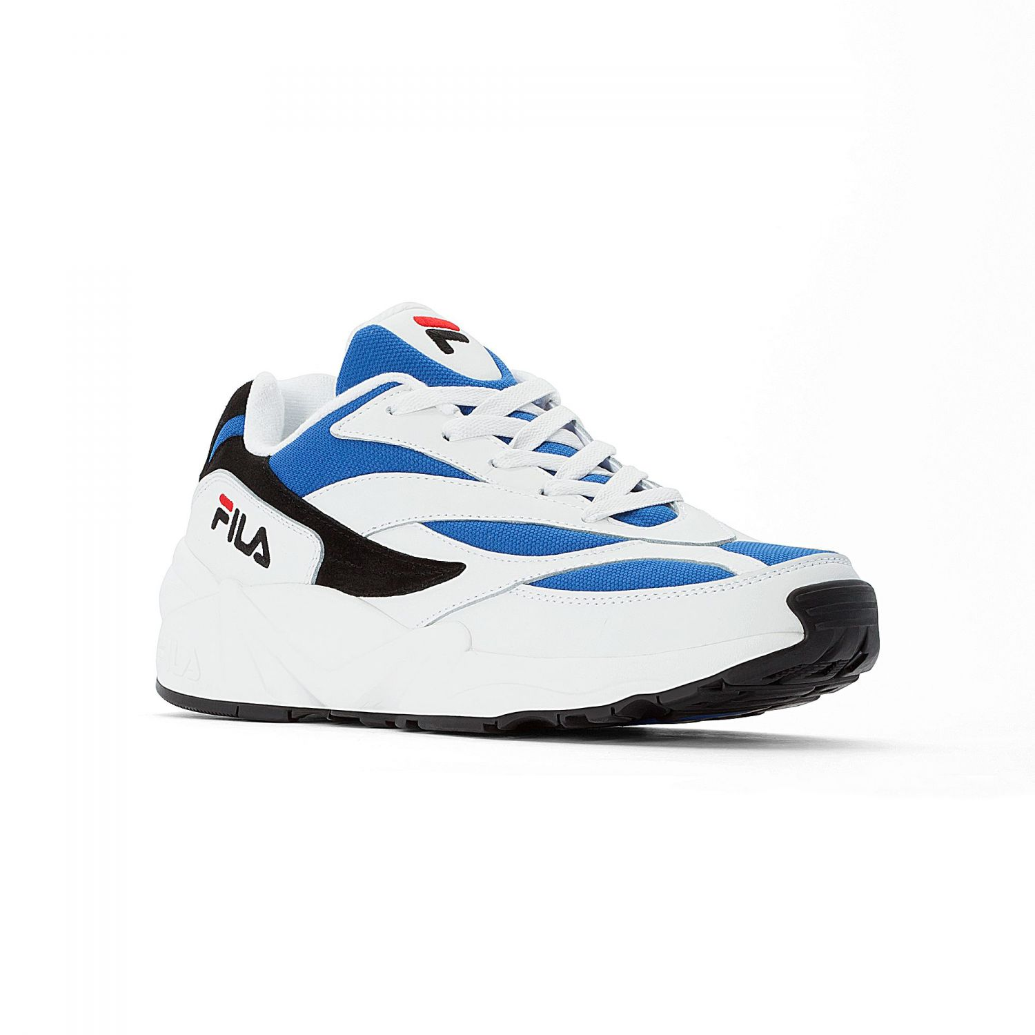 Fila V94M Low Wmn white-blue-black