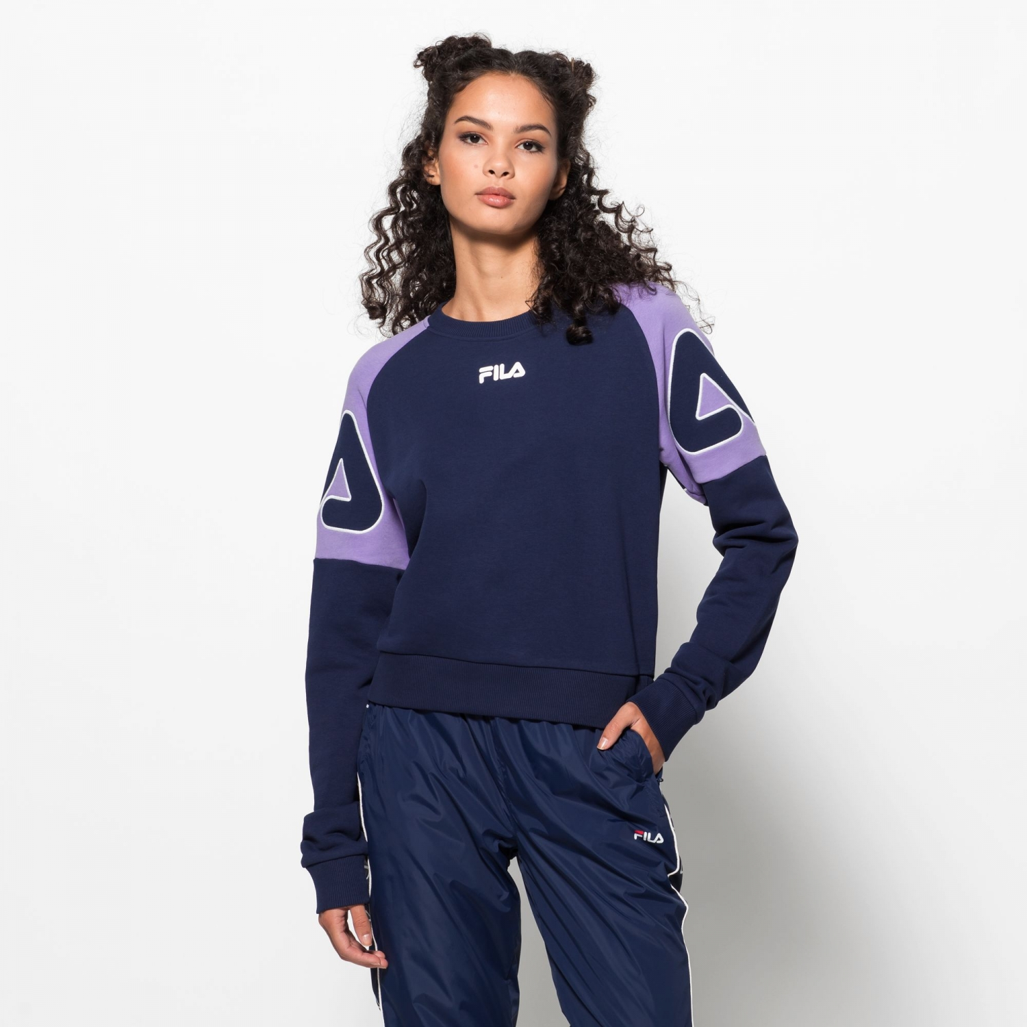 Fila Veronica Crew Sweat Bild 1