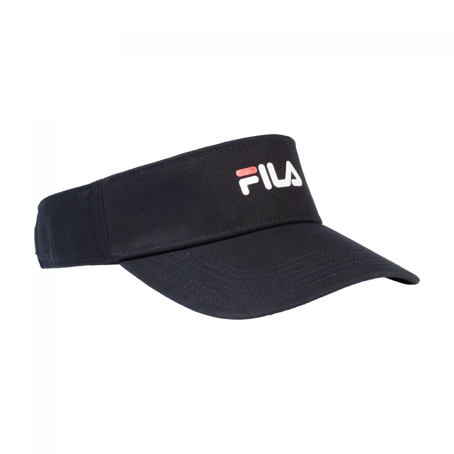 ca42480383a493 Fila Visor - black | FILA Official