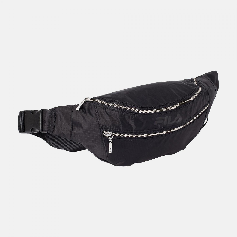 Fila Waist Bag Light Ripstop Double Zipper black Bild 1