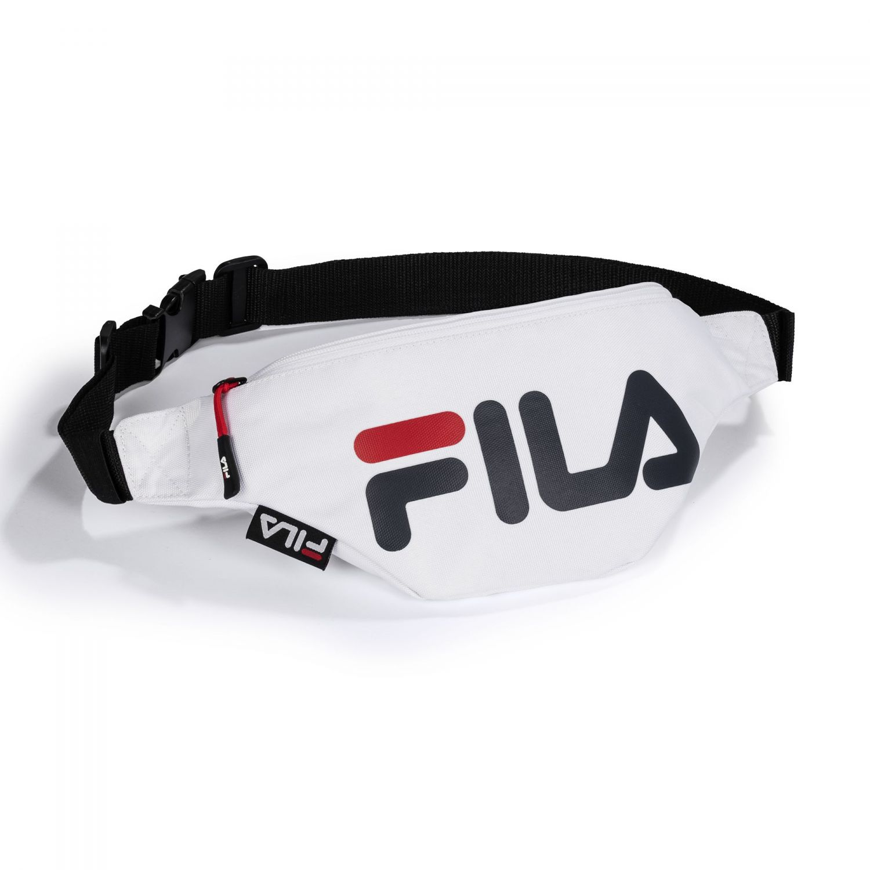 5b70d25edaf0 Fila - Waist Bag Slim - 00014201603627 - white