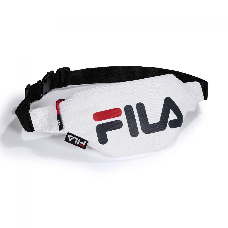 399fb7194ccd Fila - Waist Bag Slim - 00014201603627 - white