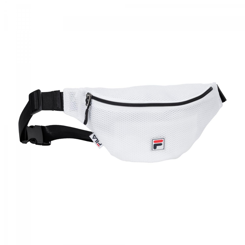aa16e74ad38b Fila - Waist Bag Slim Mesh - 00014201714008 - white