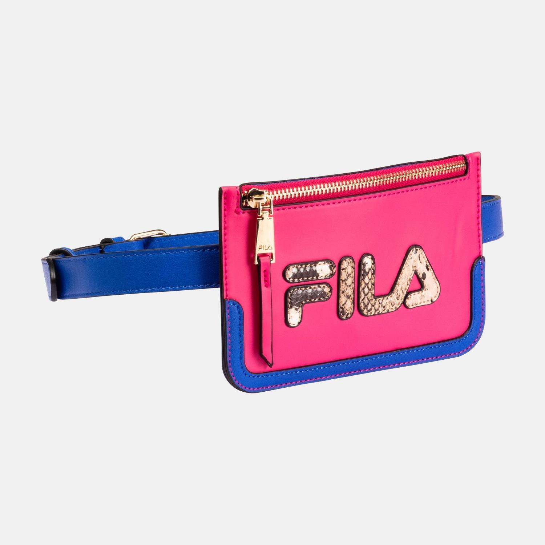 Fila Women Belt Bag royal-blue-beetroot-purple Bild 1
