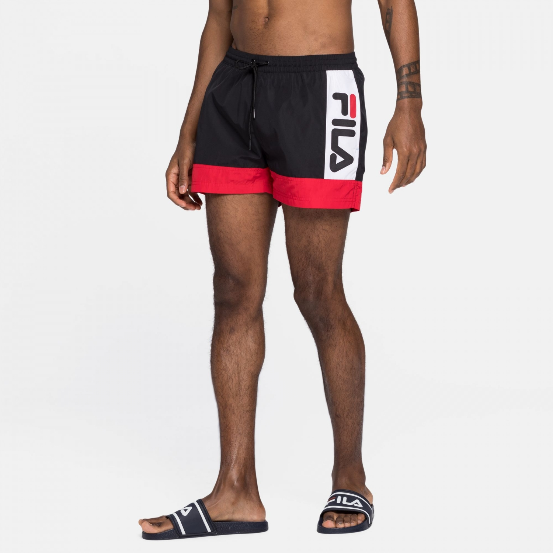 Fila Yumma Swim Shorts black Bild 1