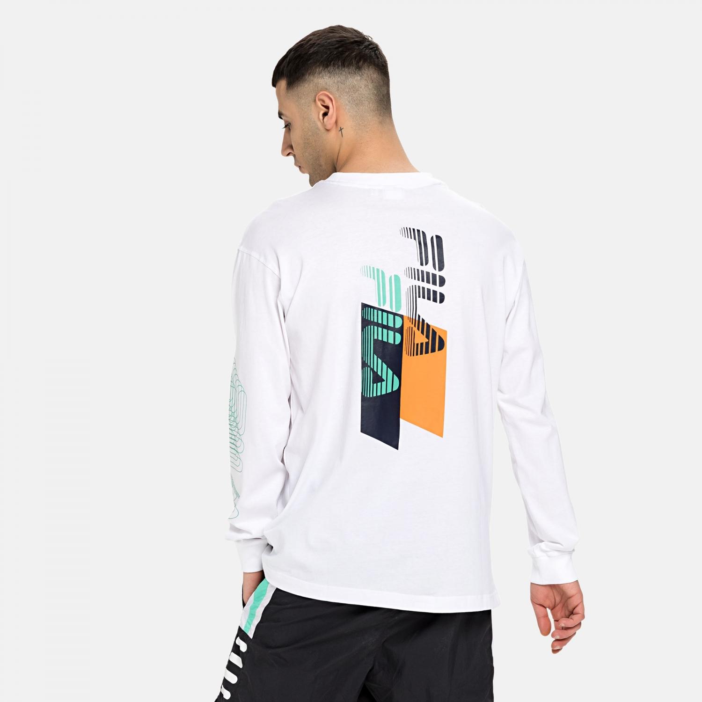 Fila Alvaro Long Sleeve Shirt Bild 2