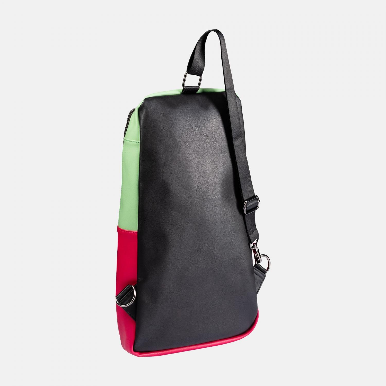 Fila Backpack black-green-sangria Bild 2