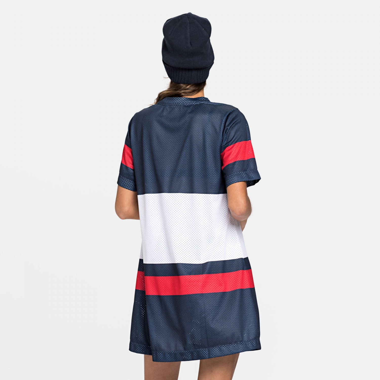 Fila Basanti Tee Dress black-iris Bild 2