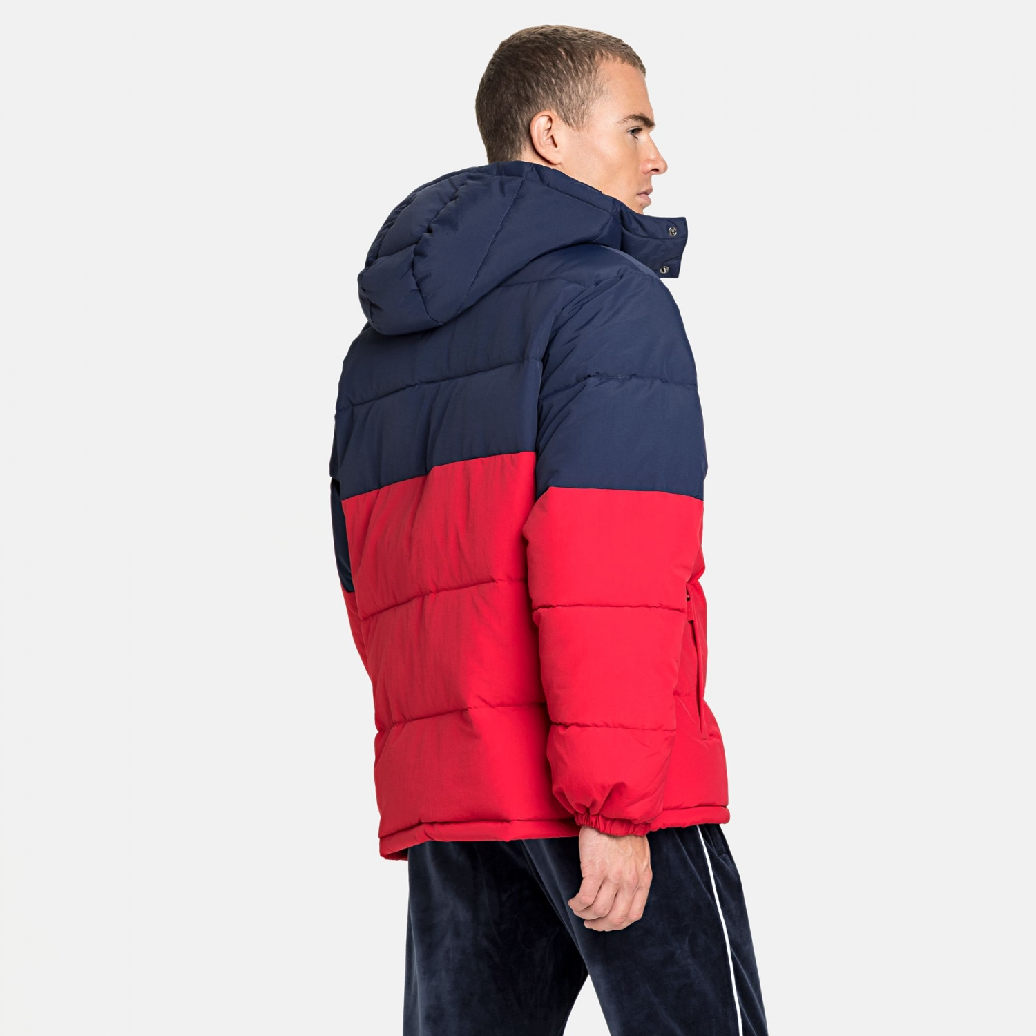 Fila Batul Blocked Puff Jacket Bild 2