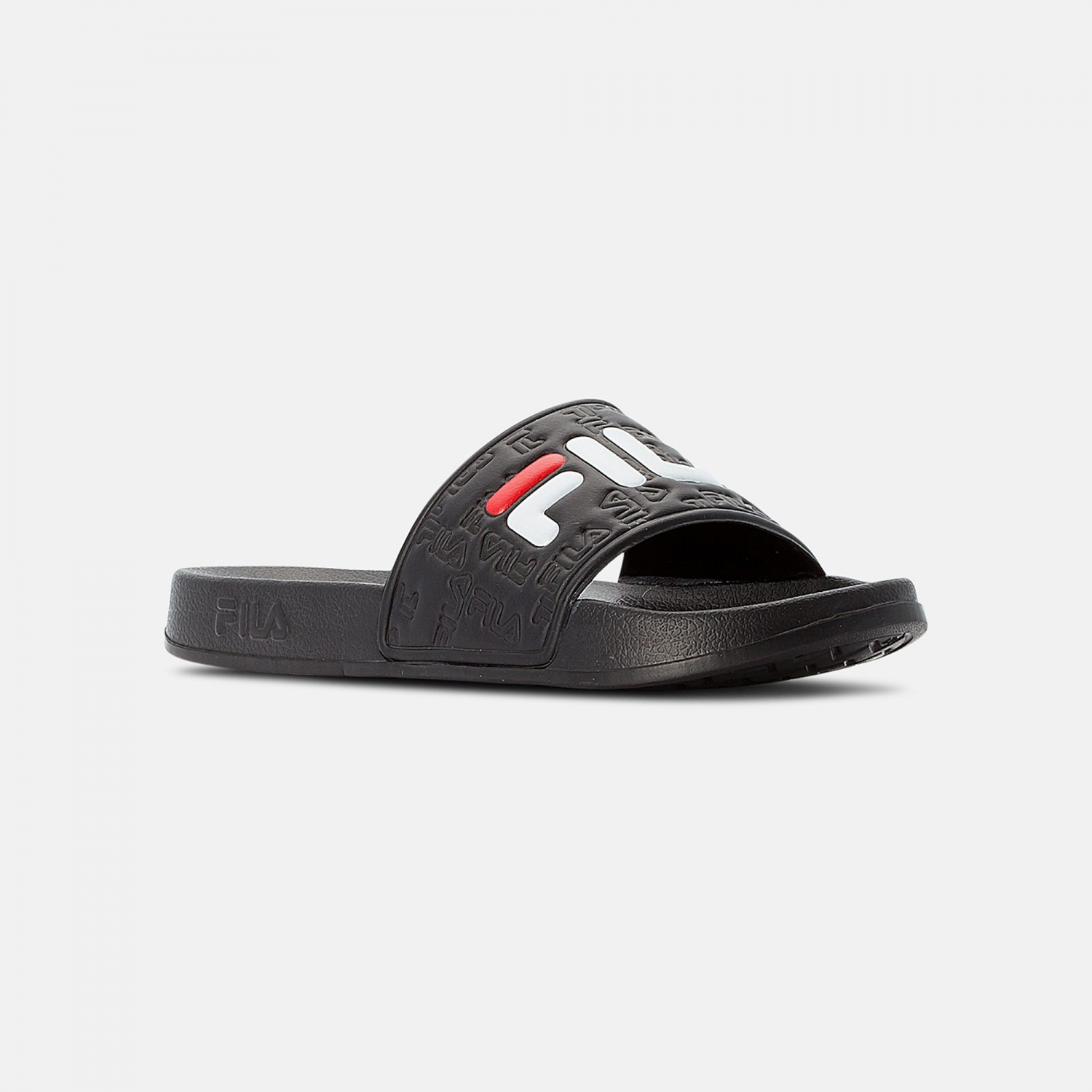 Fila Boardwalk Slipper Men black Bild 2