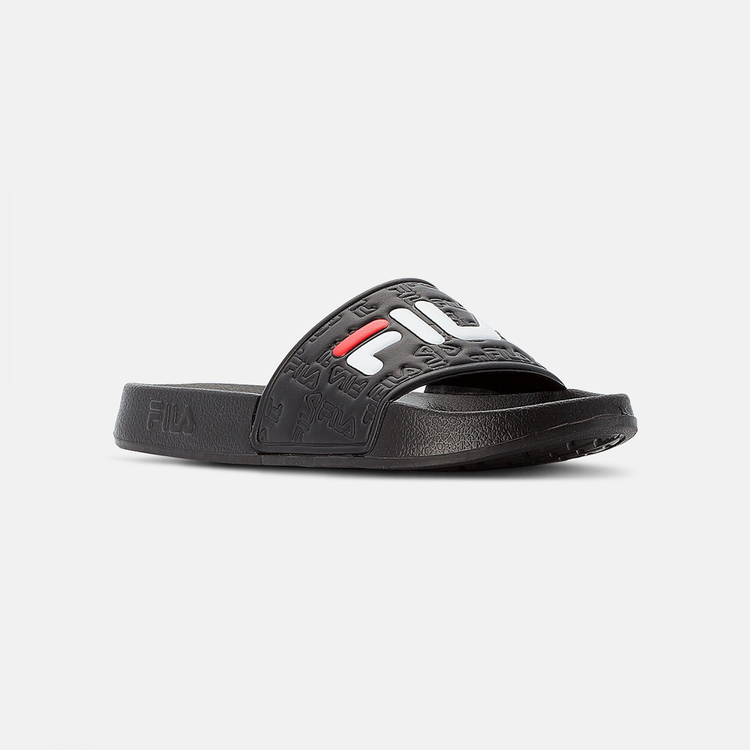 Fila Boardwalk Slipper Wmn black Bild 2
