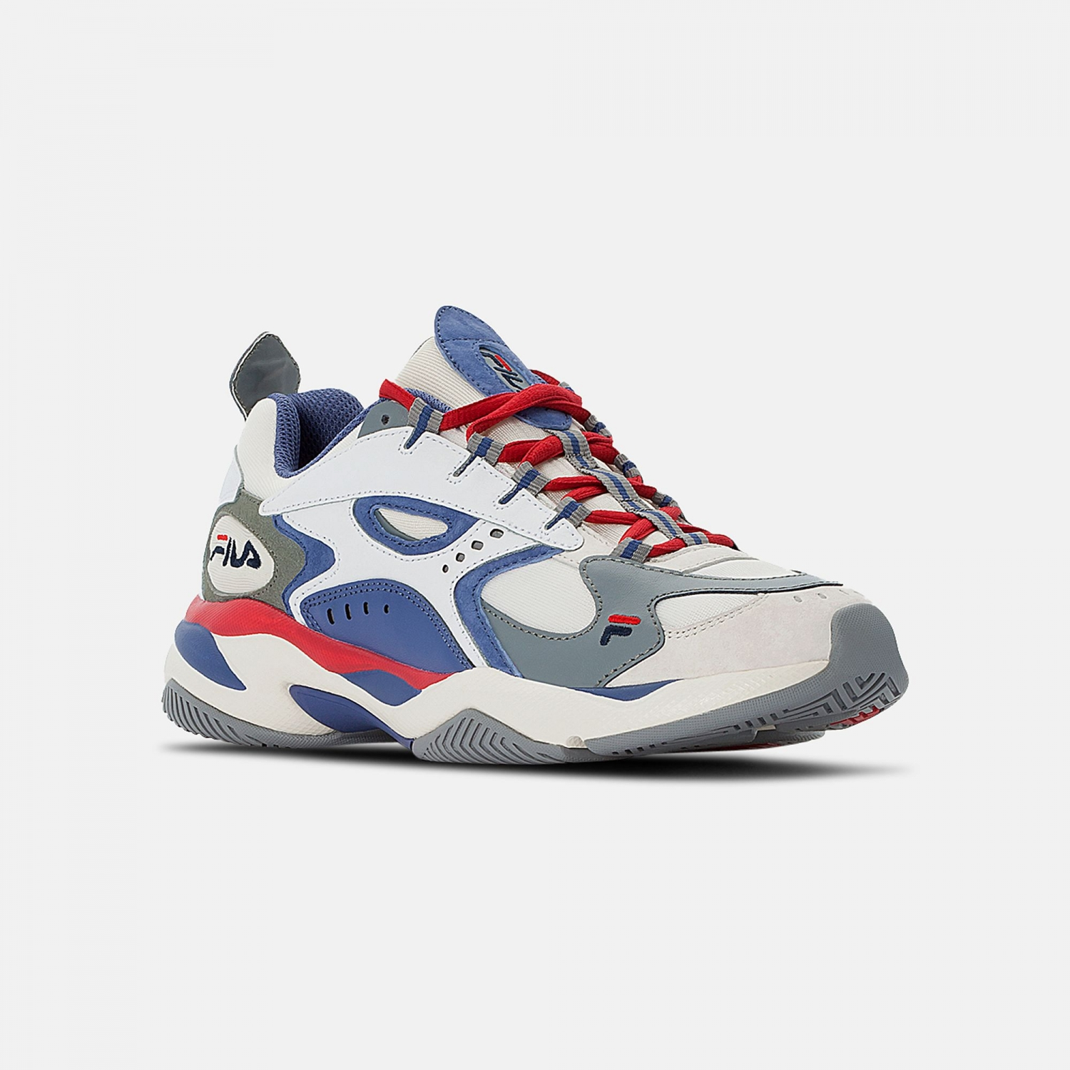 Fila Boveasorus Wmn grey-blue-red Bild 2