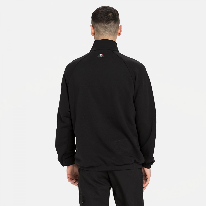 Fila Chill Half Zip Sweat Shirt Bild 2