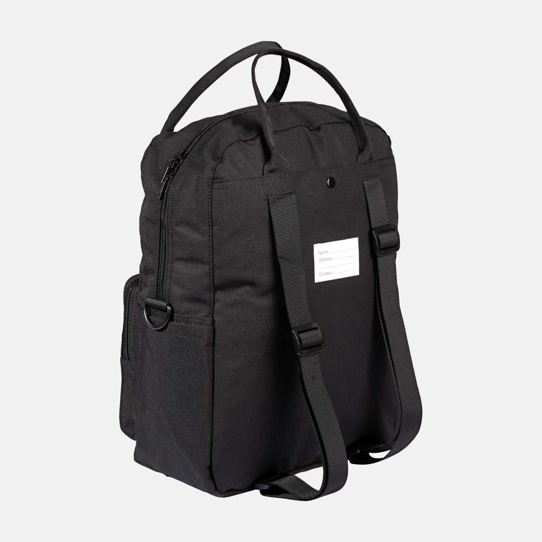 Fila Coated Canvas Convertible Mid Backpack black Bild 2