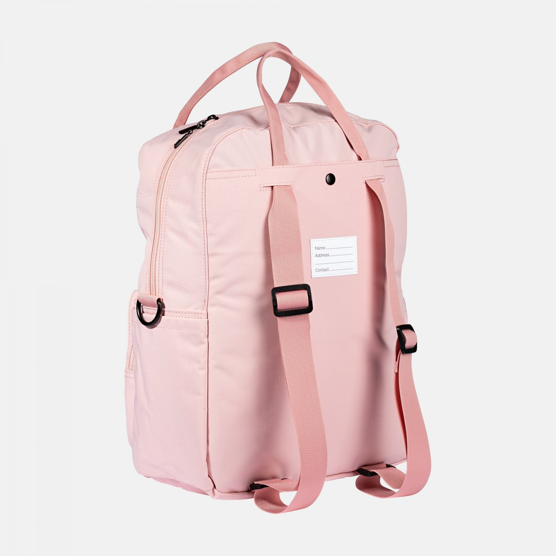 Fila Coated Canvas Convertible Mid Backpack coral-blush Bild 2