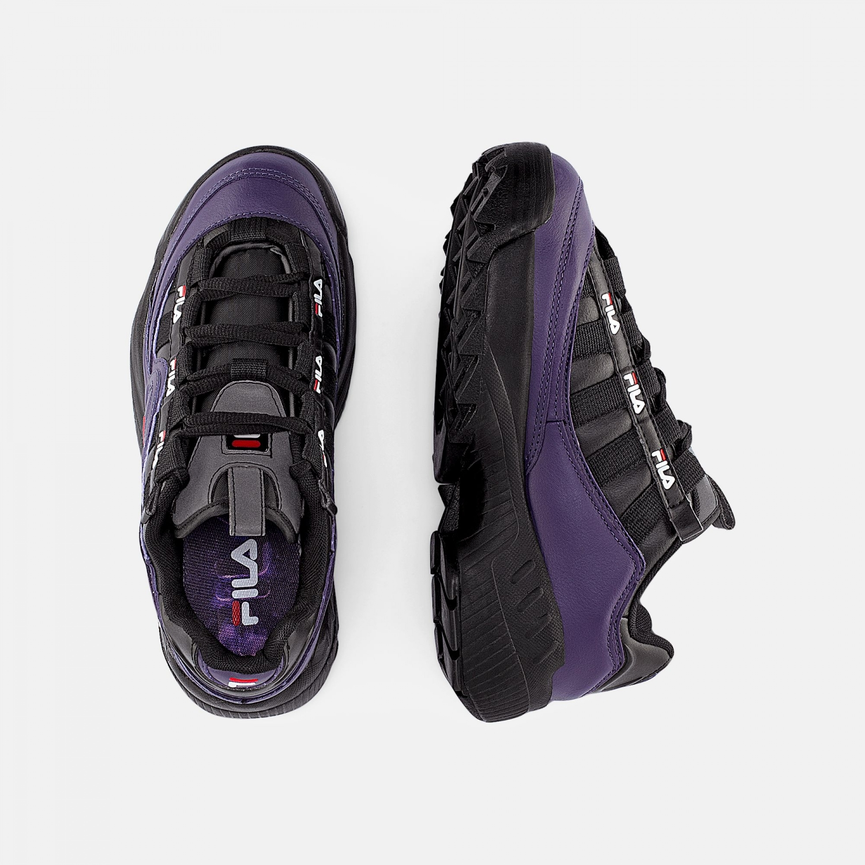 Fila D-Formation Wmn purple-black Bild 2