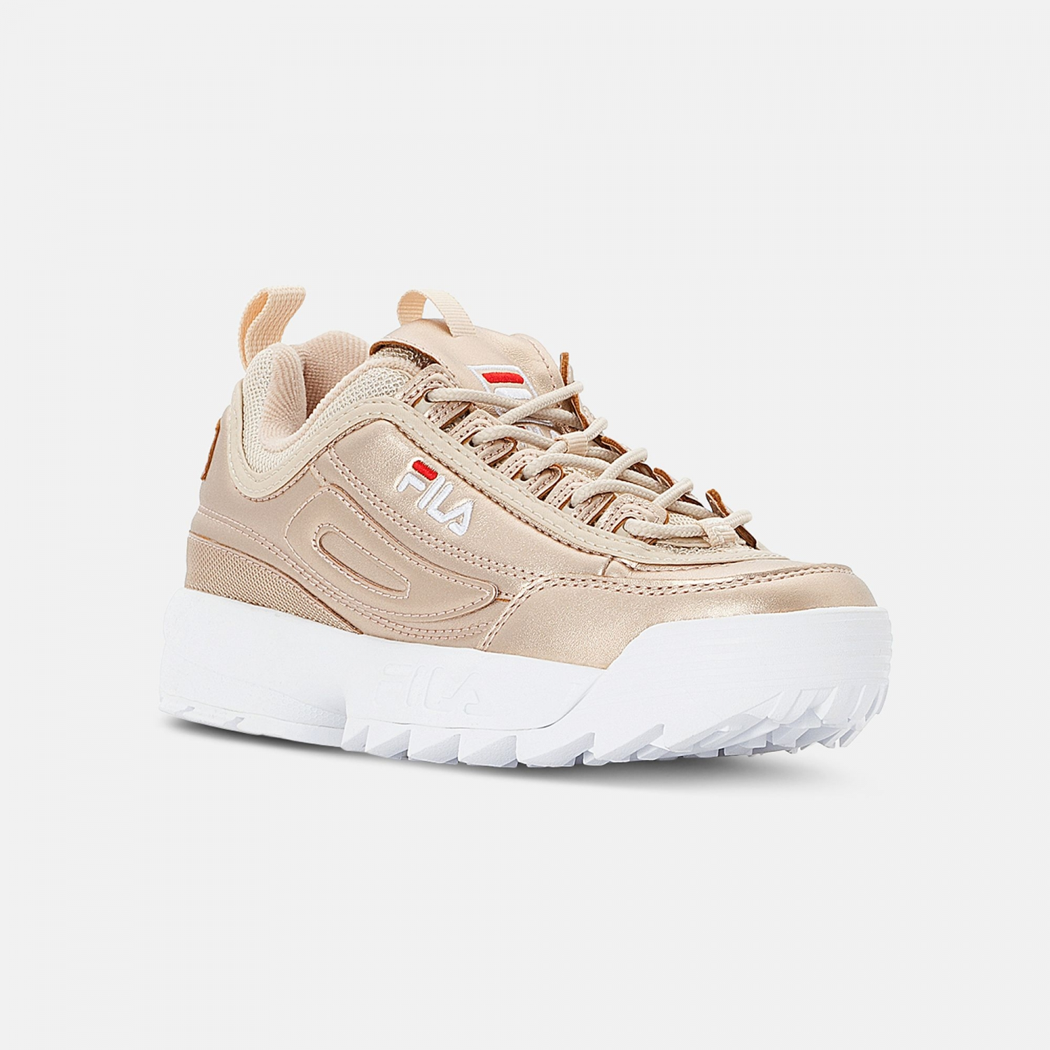 Fila Disruptor M Low Wmn gold Bild 2