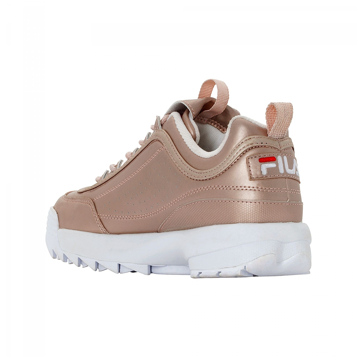 34e6a96f05 Fila - Disruptor M Low Wmn rose gold - 0001420159976...
