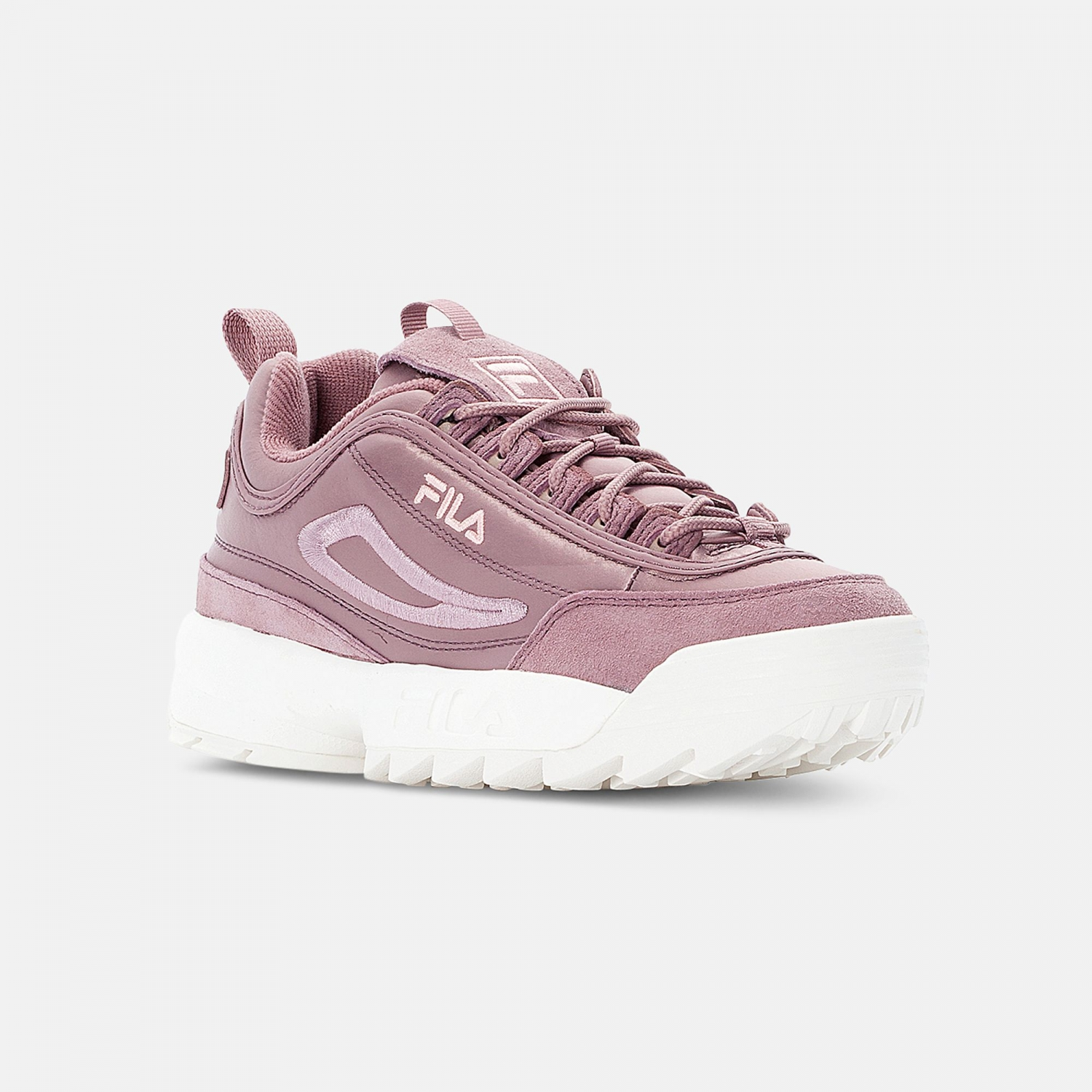 Fila Disruptor Satin Low Wmn ash-rose Bild 2