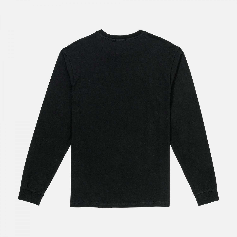 Fila Eitan Long Sleeve Shirt black Bild 2