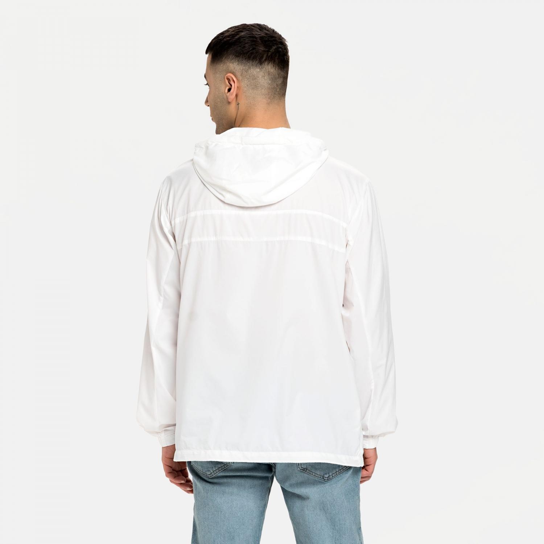 Fila Eracio Thin Woven Jacket white Bild 2