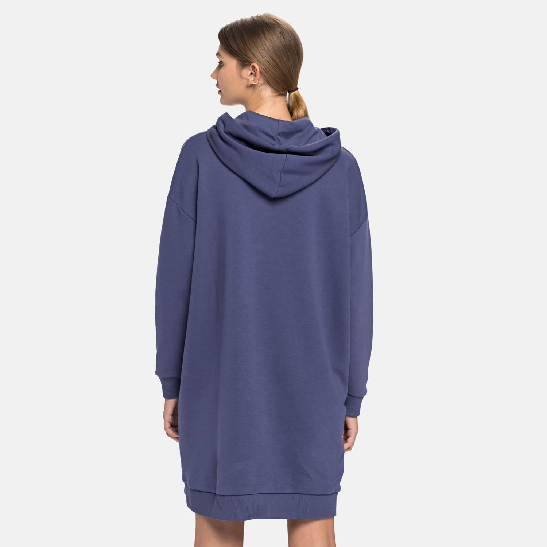 Fila Felice Oversized Hoody Dress crown-blue Bild 2